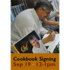September 19, 2015 Chef Paul Mattison Cookbook Signing