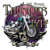 It's Here! January 7-10, 2016 Thunder By The Bay