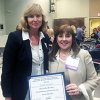 Michelle Lajoie Hermey Receives Volunteer Of The Year Award