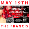 May 19, 2017 Reverend Barry's Funktastic Masquerade Ball