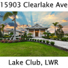 REAL Web Blast 15903 Clearlake Avenue, Lake Club, Lakewood Ranch, FL