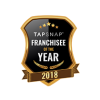 TapSnap 1113 Receives Franchisee Of The Year Award