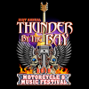 2019 Thunder By The Bay Music and Motorcycle Festival Recap