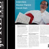 Interview With Master Pianist, Derek Han