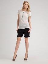 saks-fifth-avenue-rochelle-pima-cotton-shorts