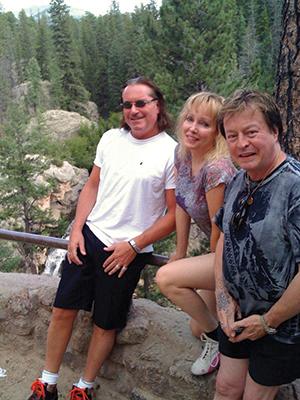 Tommy James Mannausa Jenda & Rick Derringer