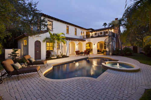 Full Pool Patio