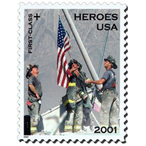 9/11 Rememberance Stamp