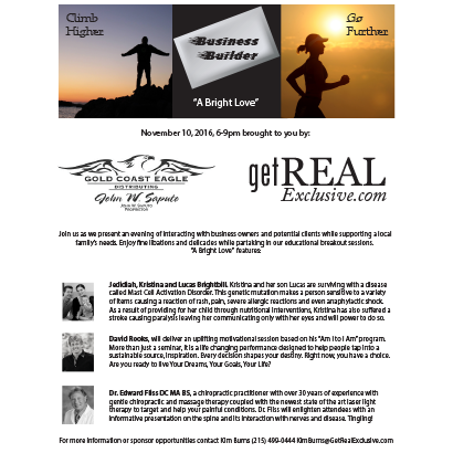 Real Exclusive Magazine Business Builder