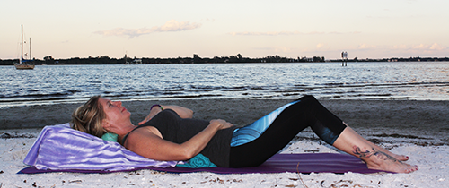 Kim Burns Yoga Rehab
