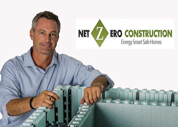 John Wolterman NetZero Construction Office Shot