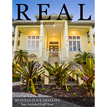 REAL Exclusive Magazine Featuring 107 Ocean Place - Cover Photo 210-210