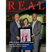 REAL Exclusive Magazine Featuring SaraBay Real Estate - Cover Photo 210