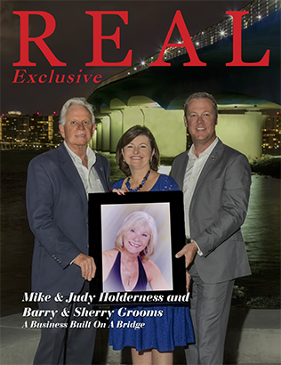 REAL Exclusive Magazine Featuring SaraBay Real Estate - Cover Photo 410
