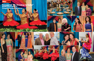 Share Care Global An Evening In India