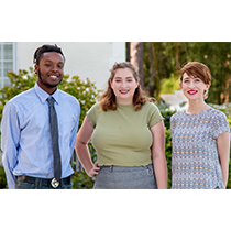 New College Fulbright Award Winners