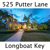 525 Putter Lane Country Club Shores longboat Key