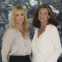Lisa Rooks Morris and Loeffler-