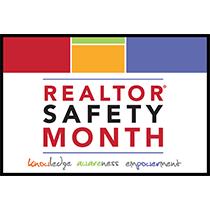 Realtor Safety Month