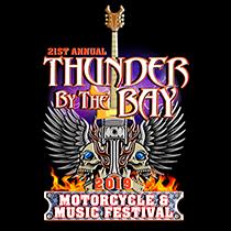 2019 Thunder by the Bay logo