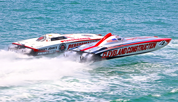 Pete Boden 2018 Sarasota Powerboat Grand Prix