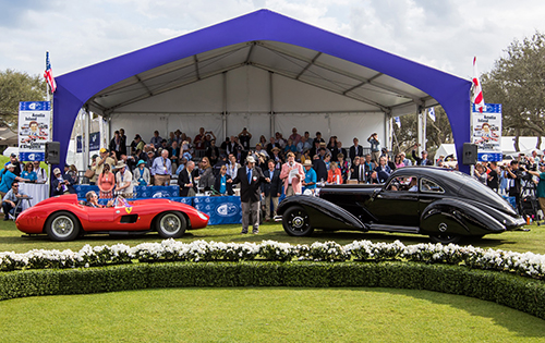 2019 Amelia Island Concours d'Elegance Best of Show Winners