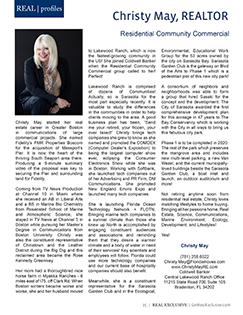 Christy May Profile Feature Story