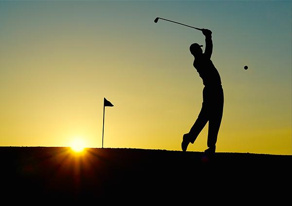 Golfing Swing