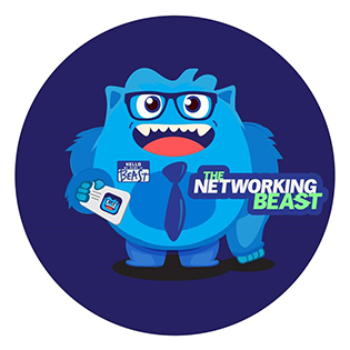Networking Beast Logo