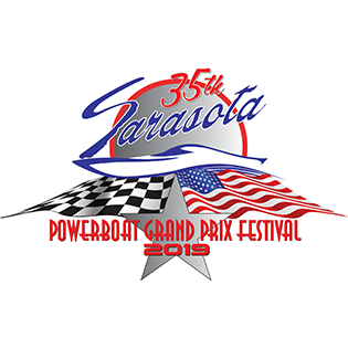 2019 Sarasota Powerboat Grand Prix Logo