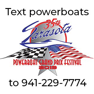 Real Text for Sarasota Powerboat Grand Prix