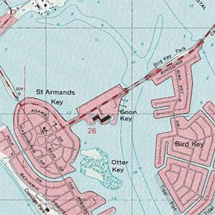 Coon Key Map