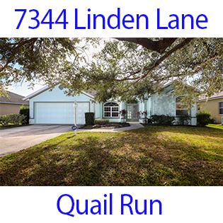 7344 Linden Lane Sarasota FL - Quail Run