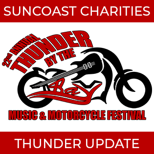 Thunder by the Bay event notificationi