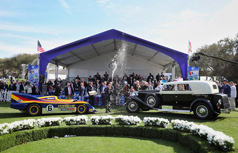 2020 Amelia Island Concours d'Elegance Best of Show Winners