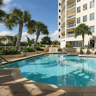 Ritz Carlton Beach Club Residences 1300 Benjamin Franklin Drive #305