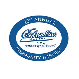 23rd annual Columbia Restaurant Community Harvest